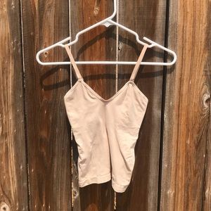 Barely There Shapewear Camisole Nude